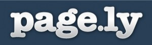 Page.ly logo