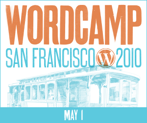 WordCamp SF 2010