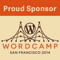 Proud Sponsor WordCamp San Francisco
